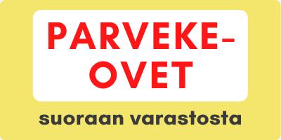 Parvekeovet suoraan varastosta - Ovikauppa.com