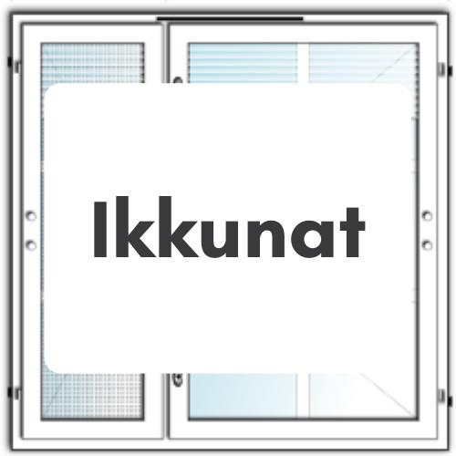 Ikkunat - Ovikauppa.com