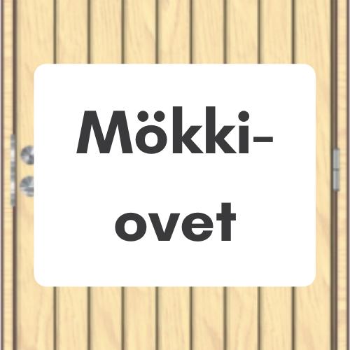 Mökkiovet - Ovikauppa.com